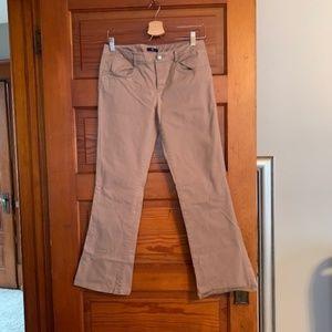 4 Pair Gap pants (all size 6 ankle/6 short)